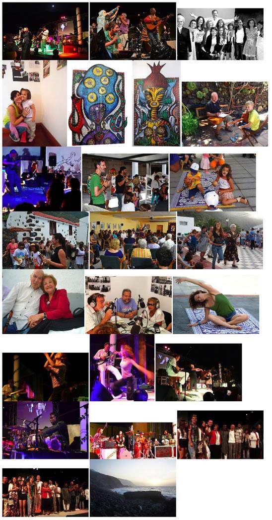 VII BIMBACHE openART Festival