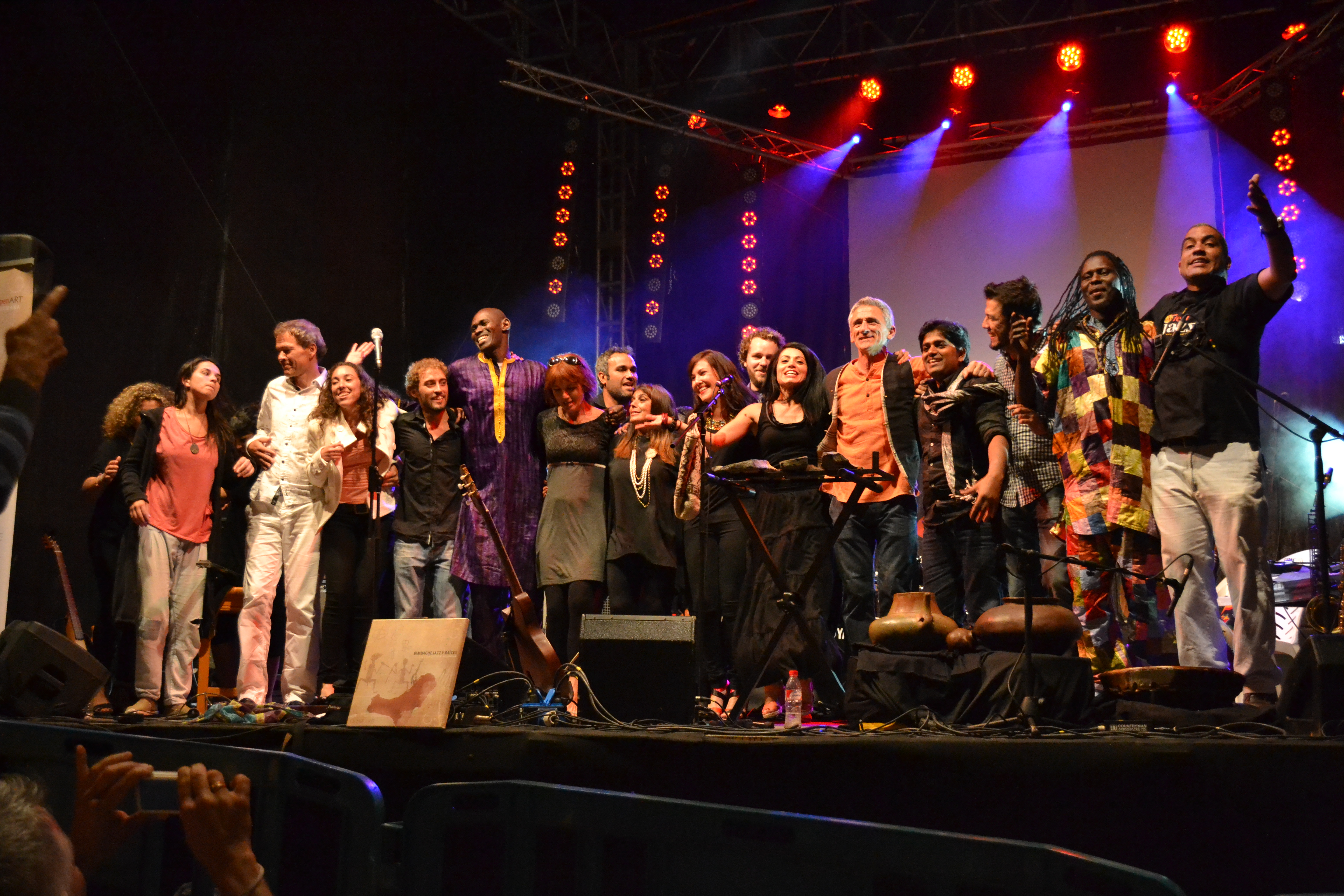 Bimbache openART Festival Ensemble © JaleoPress