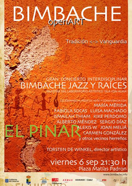 BIMBACHE openART 6 SEP 19 EL PINAR